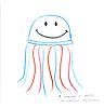 Подводные обитатели. Медуза